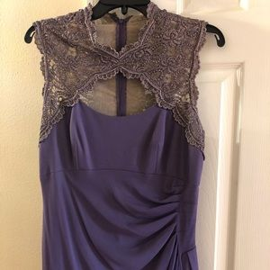 Women's Mardi Gras ball gown
